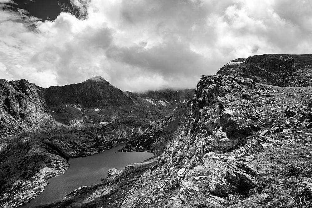 Arrowhead Lake, Rocky Mountain National Park