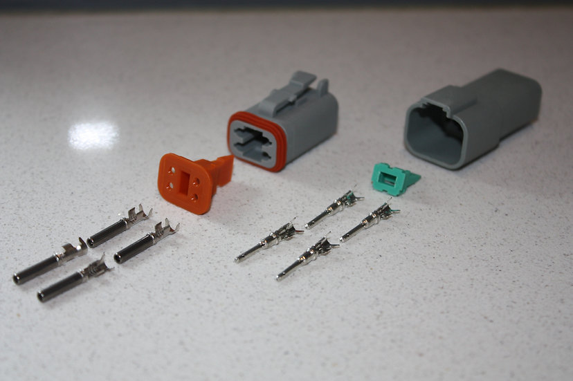 PAE Deutsch Plug Kit 4 Pin