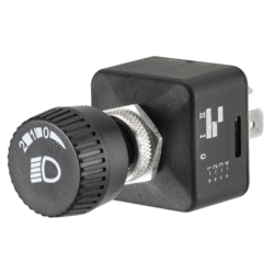 Narva 63216BL Rotary Headlight Switch SPDT