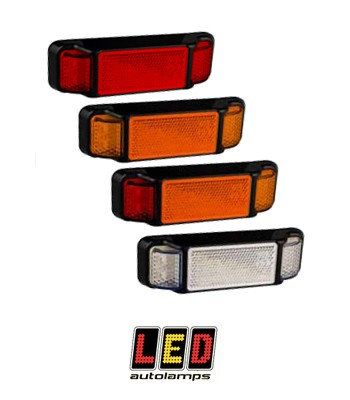 LED Autolamps 38ARM Side Marker Light