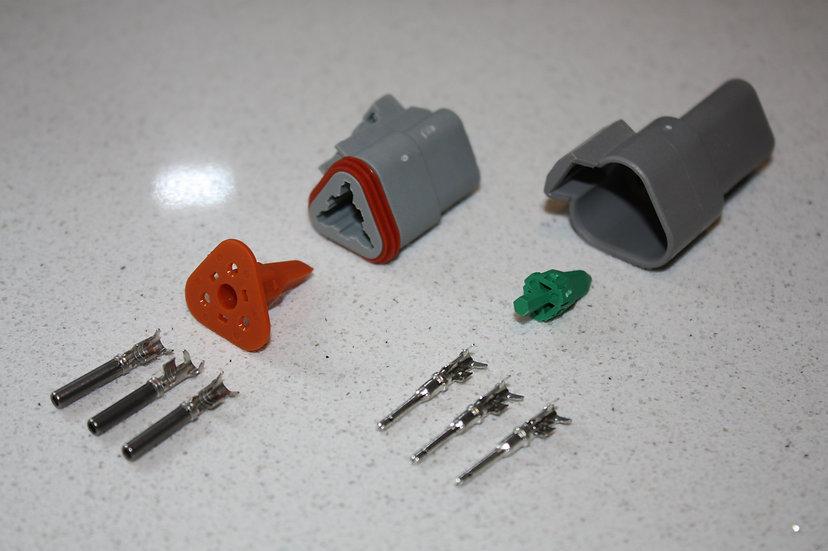 PAE Deutsch Plug Kit 3 Pin