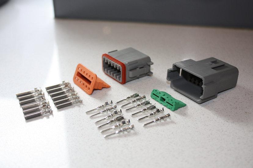 PAE Deutsch Plug Kit 12 Pin