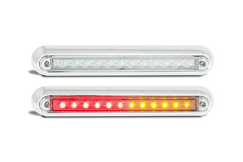 LED Autolamps 235CWSTI12 Rear Combination Light
