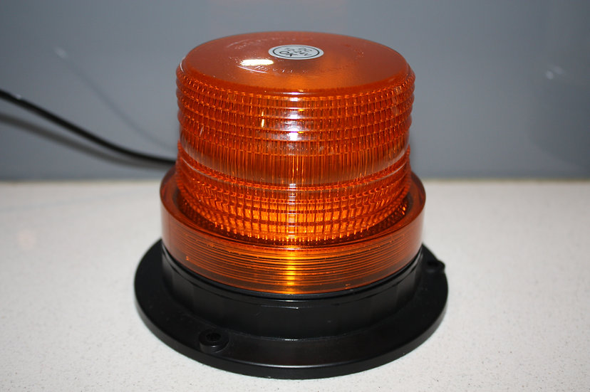 PAE 13 Series Multivolt LED Beacon Amber