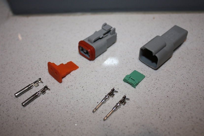 PAE Deutsch Plug Kit 2 Pin