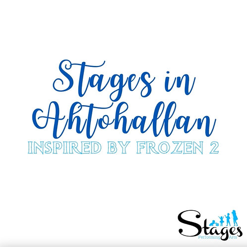Stages in Ahtohallan