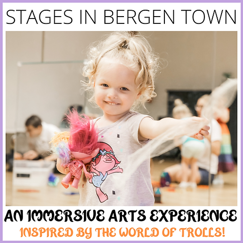 Stages in Bergen Town