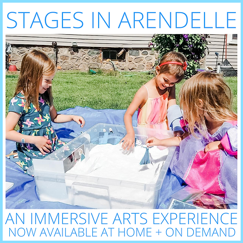 Stages in Arendelle
