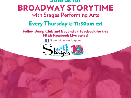 BREAKING DOWN THE MAT: Broadway Storytime