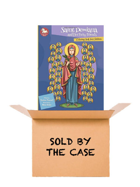 Saint Demiana Coloring Book - Case of 50