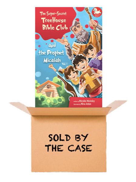 The Super Secret Treehouse Bible Club and The Prophet Micaiah (50 Copies)