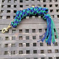 Azul marino y Verde