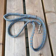 Azul grisáceo y Beige