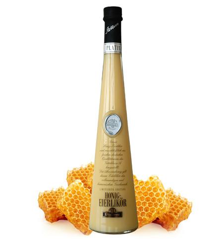 Honey Egg Liqueur