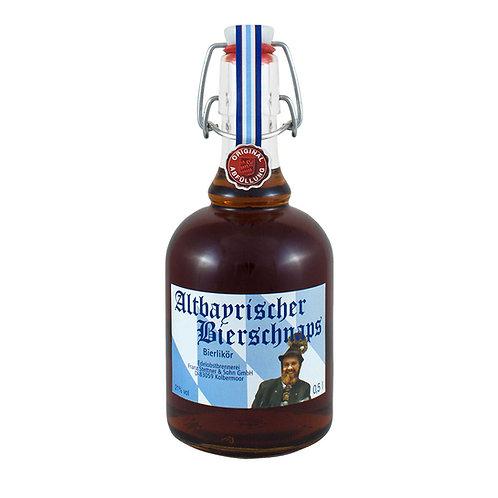Altbayrischer Bierschnaps