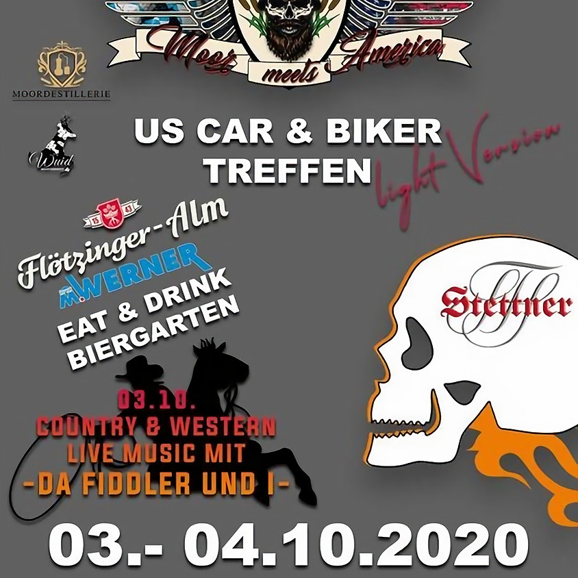 US Cars & Biker Treffen (light)