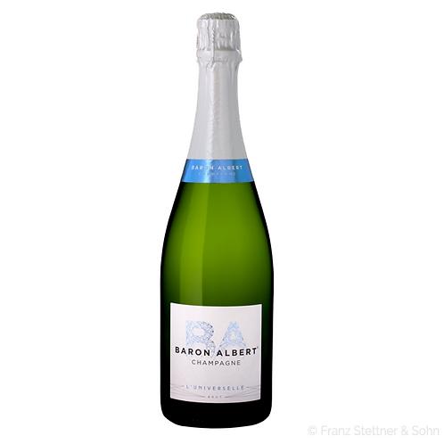 Champagner Baron Albert L'universelle