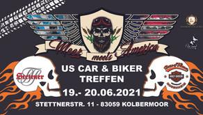 Veranstaltung US-Car & Biker Treffen