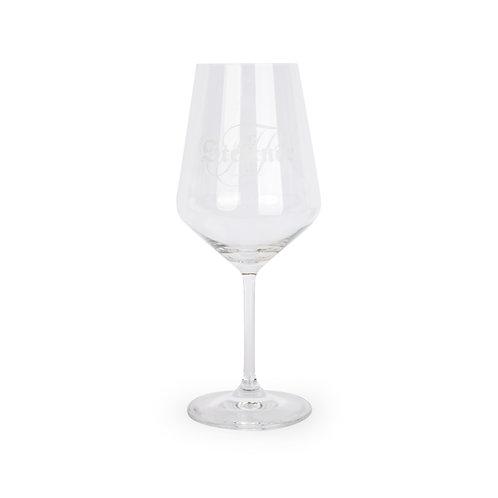 """Rotweinglass """"Stettner"""""""