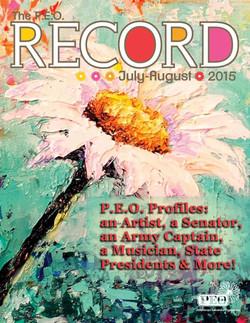 PEO Record Magazine
