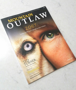 Mountain Outlaw Cover