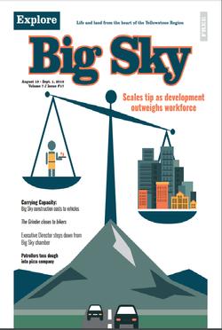 Explore Big Sky Newspspaper