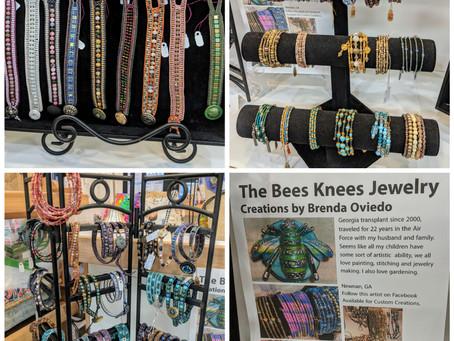 New Bracelets created by Brenda Oveido....
