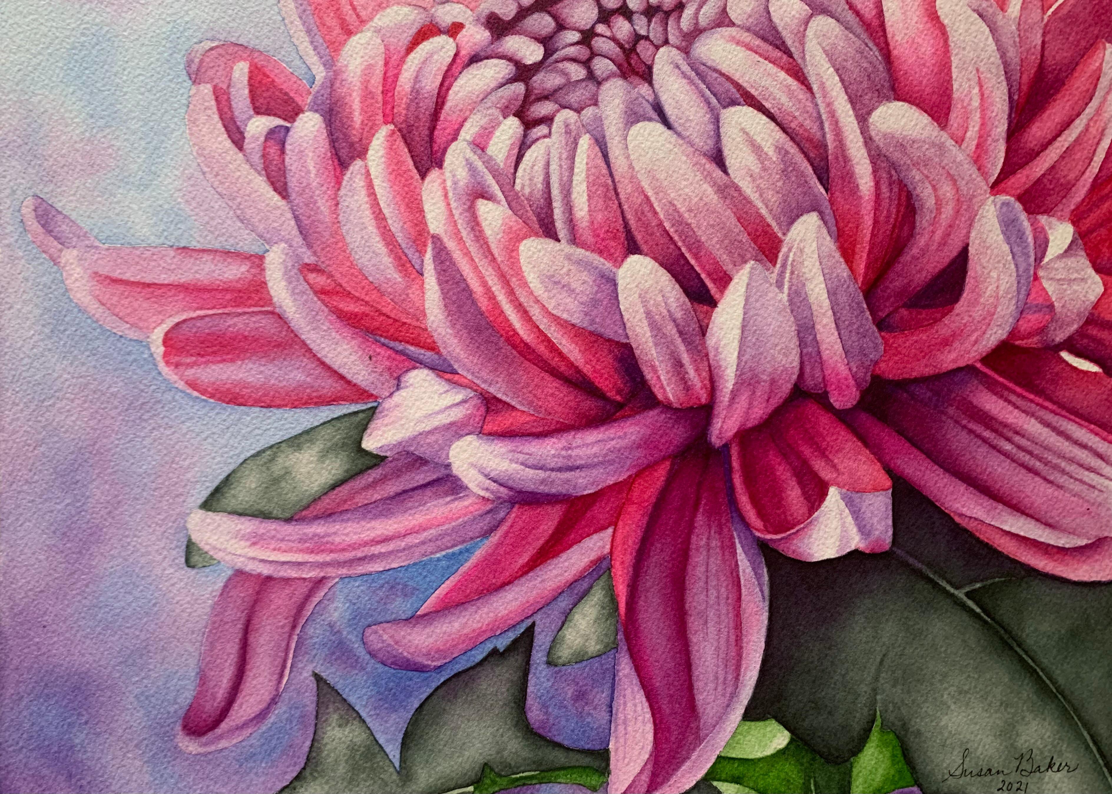 Intermediate to Advanced Watercolors