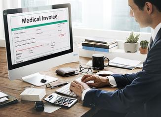 Medical Invoice Document Form Patient Co