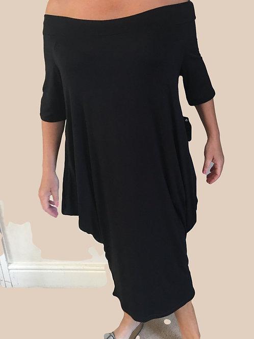 4 in 1 oversized dress