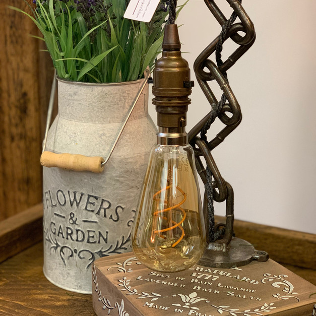 SALTS TABLE LAMP