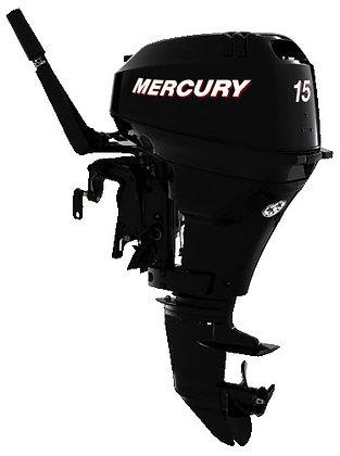 MERCURY 15 - 20 H.P 4 T