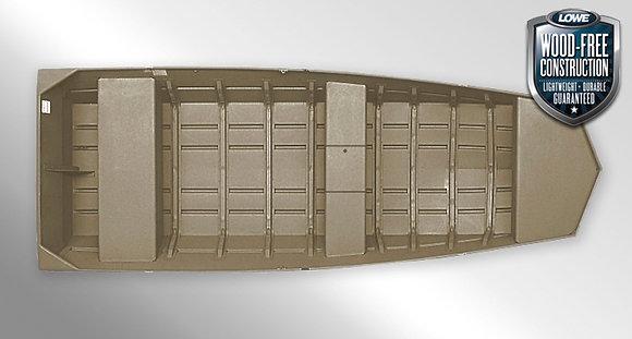 LOWE L1648 Vivero incluido, Todo Aluminio