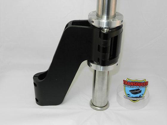 Adaptador  Humminbird 360 en inox para Motorguide