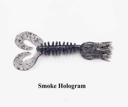 SMOKE HOLOGRAM RED