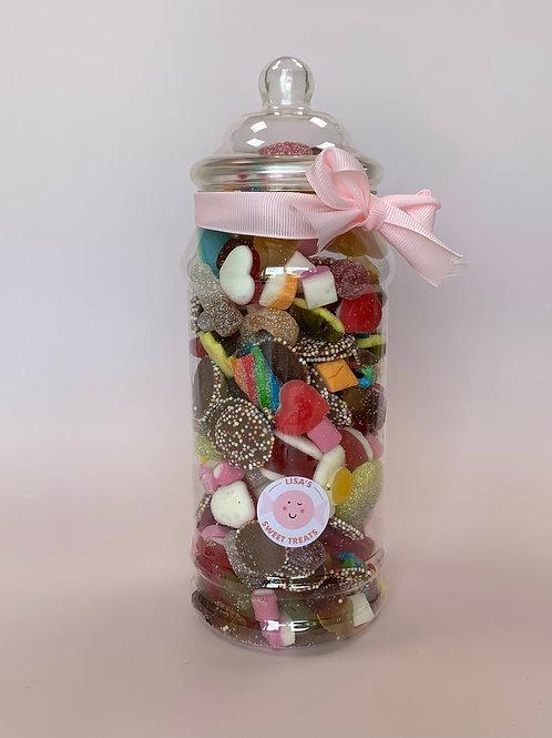 Medium Sweet Jar, Mixed