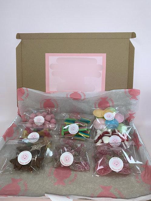 Large Letterbox Sweets - Surprise Box