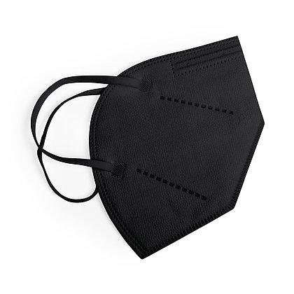 FFP2 Maske - schwarz