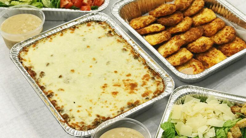 Italian Dinner Pack (Clean & Keto)