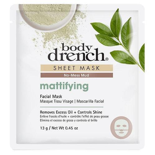 Body Drench Mud Sheet Mask (13g)