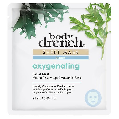 Body Drench Bubble Facial Mask (25ml)
