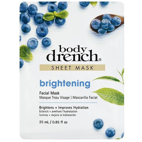 Body Drench Sheet Mask (25ml)