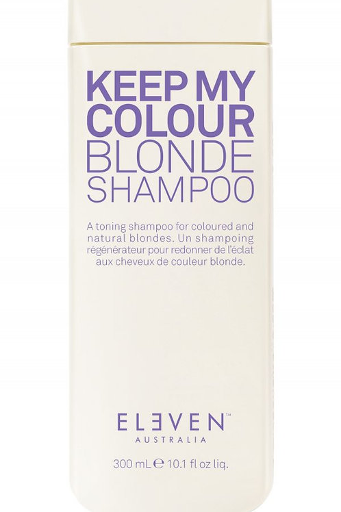Eleven Keep My Colour Blonde Shampoo (300ml)