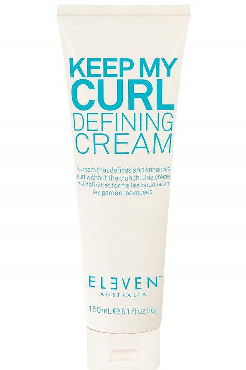 Eleven Keep My Curl Defining Cream (150ml)