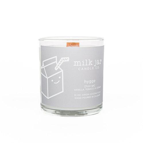 Milk Jar Candle Co. - Hygge