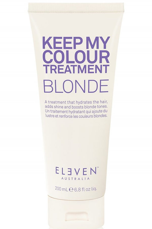 Eleven Keep My Colour Treatment Blonde (200ml)