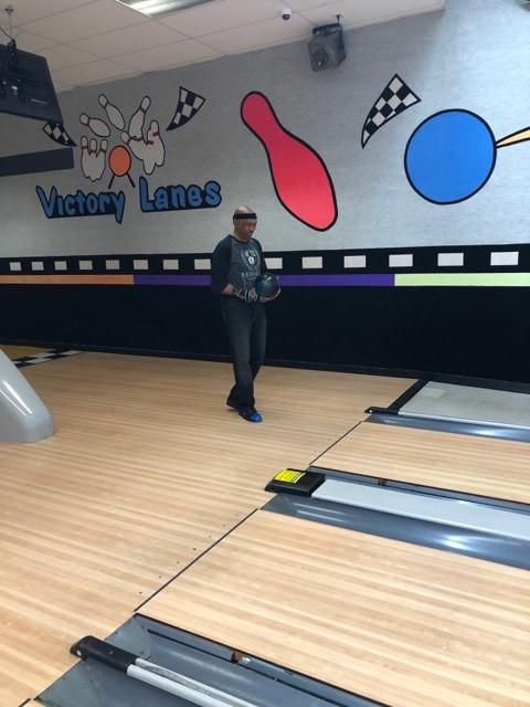 DiRVictory Lanes DiRupo Bowling Clinicupo
