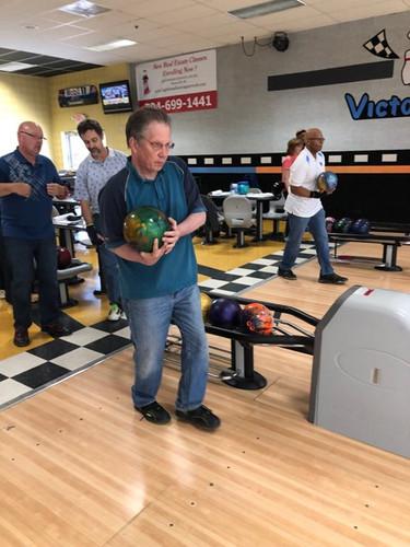 Victory Lanes DiRupo Bowling Clinic