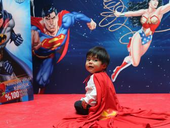 Dimes Heroes % 100 Kendin ol, Süper Gücünü Bul