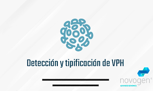 Detección y tipificación de VPH